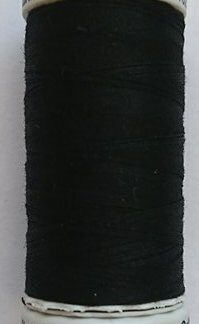 Gutermann Cotton 30 1005 Svart