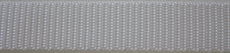 Flytvästband 19mm vit