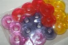 Spolar Pfaff 20 pack flerfärgade